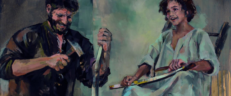 2017 - Saint Joseph et son Fils